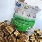 cubes with cod – 100g