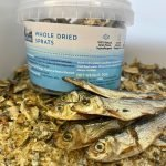 NEW WHOLE DRIED SPRATS – 70G 2