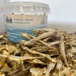 WHOLE DRIED ANCHOVIES – 100G