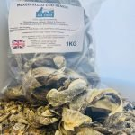 mixed sized cod rings – 1kg